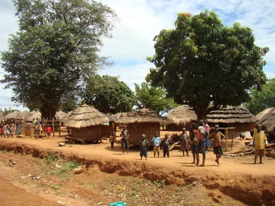 UGANDA, authentic local communities